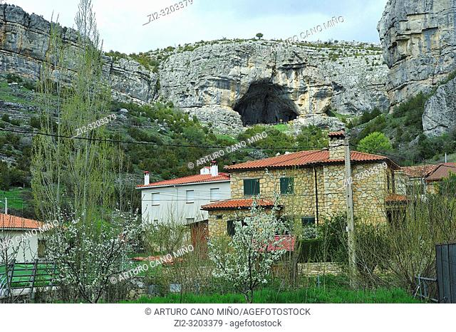 The Serrania de Cuenca Natural Park. Cuenca province, Spain