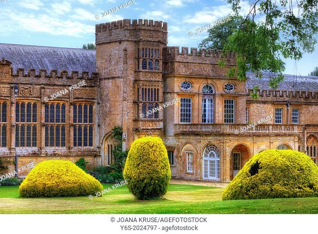 Forde Abbey, Dorset, Somerset, England, United Kingdom