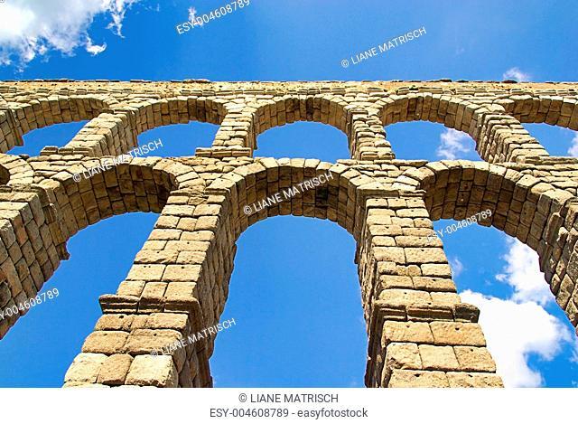 Segovia Aquädukt - Segovia Aqueduct 09