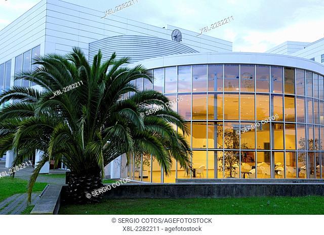 Office building in the Miramon Technology Park in San Sebastián, Guipúzcoa, Basque Country, Spain