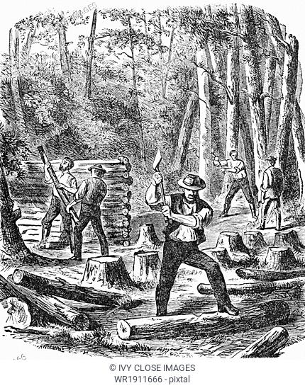 Jamestown, Virginia, was the first permanent English settlement in America. It was founded on May 13, 1607. This late 1800s engraving shows the settlers...