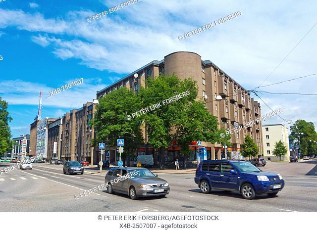 Gonsiori street, Tallinn, Harju county, Estonia, Europe