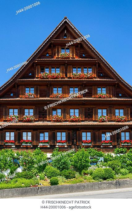 Farmhouse in Central Switzerland