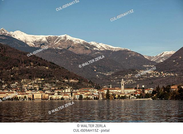 Verbania and Lake Maggiore, Piemonte, Novara, Italy