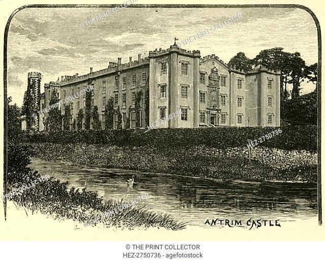 'Antrim Castle', 1898. Creator: Unknown