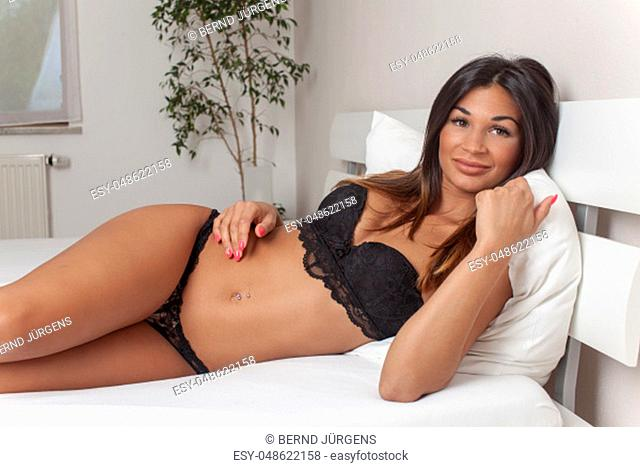 Fine Black Lingerie Against The Window Stock Photos And Images Uwap Interior Chair Design Uwaporg