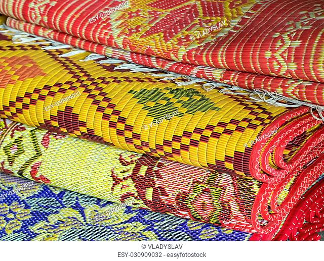 ornament turkish pattern carpet
