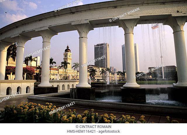 Malaysia Kuala Lumpur, Merdeka Square