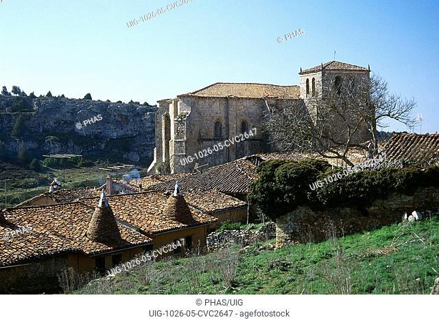 Calatañazor, province of Soria, Castile and Leon, Spain