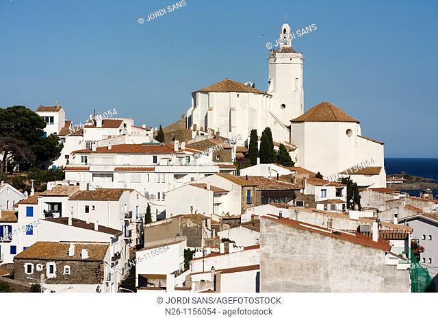 Cadaques, Alt Emporda, Girona province, Catalonia, Spain