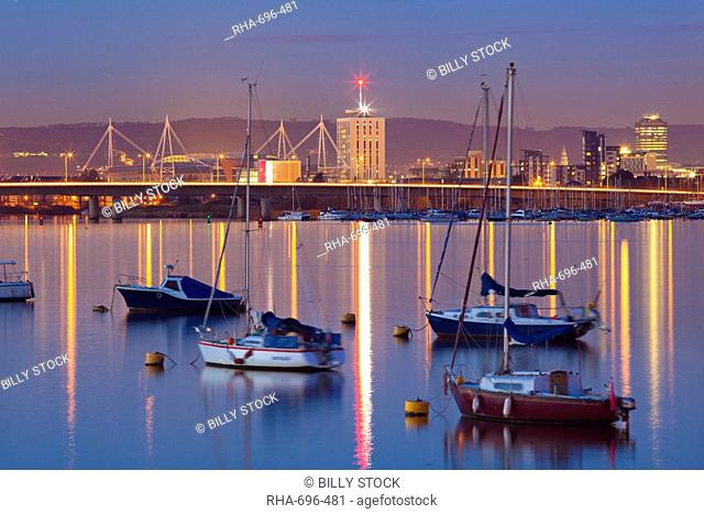 Millennium Stadium, Cardiff Bay, Wales, United Kingdom, Europe