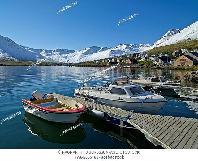 Sigulfjordur, Northern Iceland