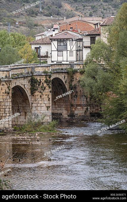 Covarrubias, Burgos province, Spain