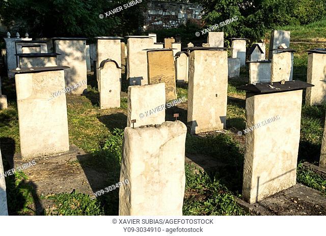 Remuh Jewish Cemetery, Krakow, Poland