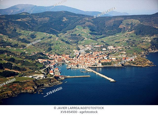 Bermeo, Biscay, Basque country, Spain