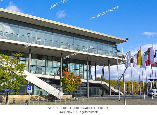 Dresdner Kongresszentrum, International Congress Center, Dresden, Saxony, Germany