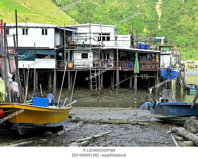 Tai O, Traditional Fishing Village in Hong Kong