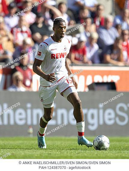 Kingsley EHIZIBUE (K) Promotion, Football 1. Bundesliga, 4.matchday, FC Cologne (K) - Borussia Monchengladbach (MG) 0: 1, on 14.09