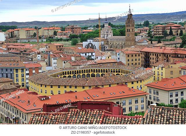 Tarazona, Zaragoza province, Spain