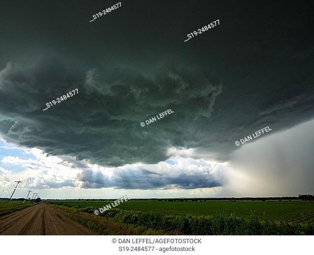 Nebraska Storm Chasing