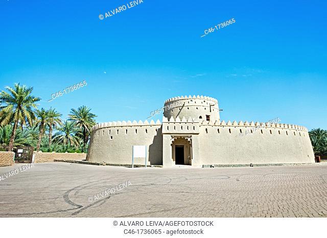 Castle  Al Ain, Abu Dhabi, United Arab Emirates, Middle East