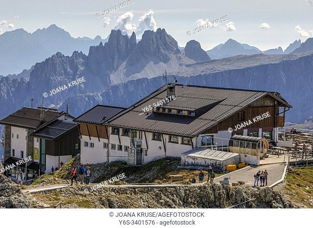 Lagazuoi, Cortina d'Ampezzo, Belluno, Veneto, Italy, Europe