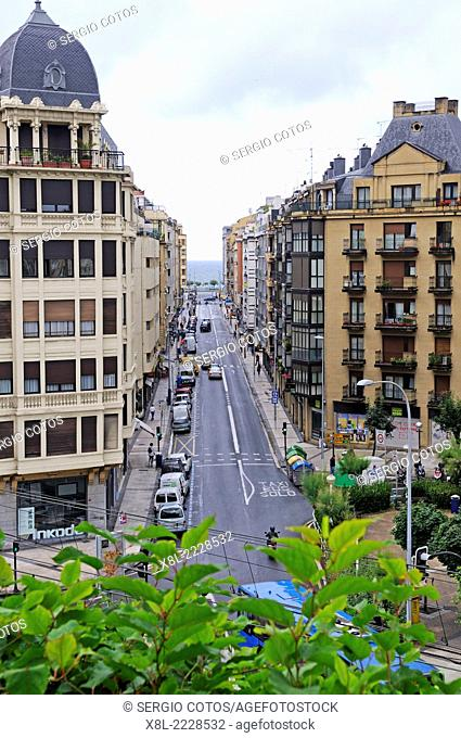 San Sebastian, Guipúzcoa, Basque Country, Spain