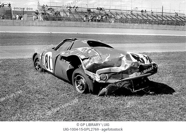 Daytona 24 hours, 1968
