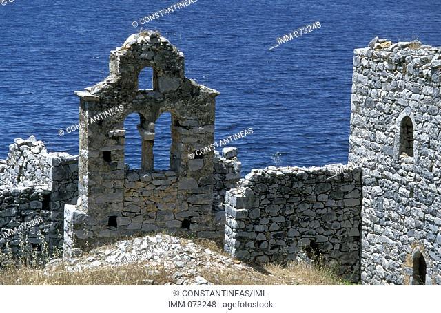 Peloponnese, Lakonia, Mani Limeni panagia church
