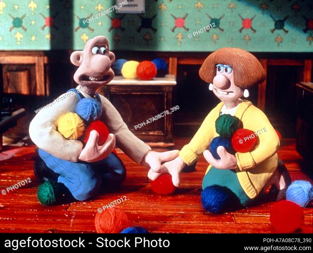 Wallace & Gromit: A Close Shave  Year: 1995 UK Director: Nick Park Animation Restricted to editorial use. See caption for more information about restrictions