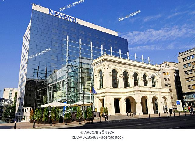 Novotel, Hotel, Bucharest, Romania