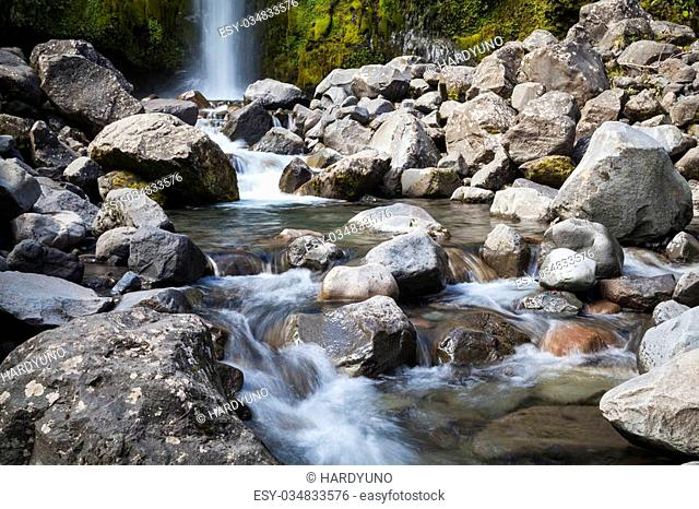 Dawson Falls Mount Taranaki