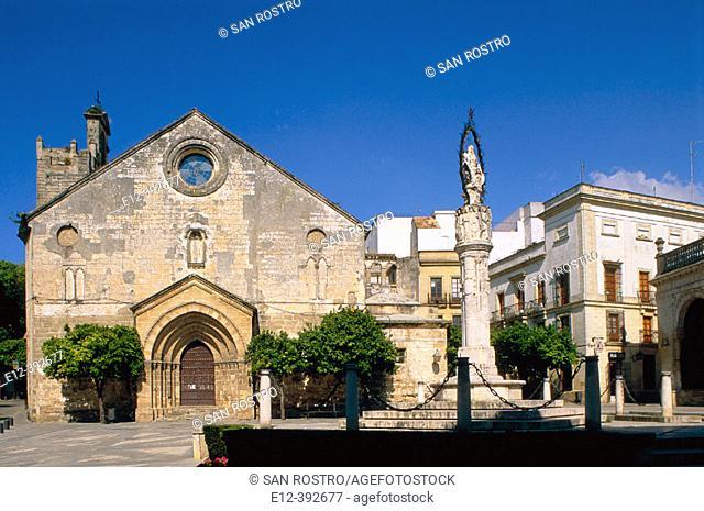 San Dionisio church. Jerez de la Frontera. Cádiz province. Spain