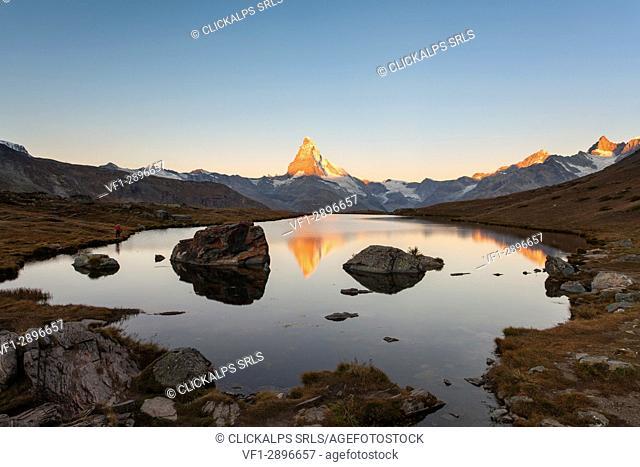 Matterhorn Cervino, Zermatt, Switzerland, Europe