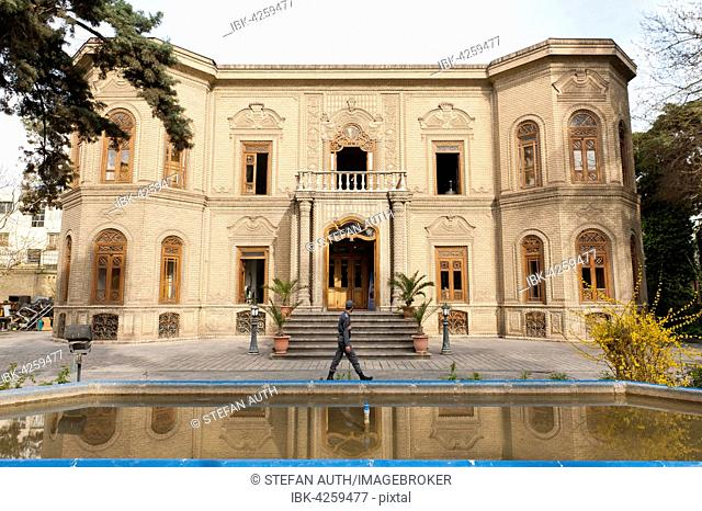Abgineh Museum, Iranian Museum of Glass and Ceramics, Tehran, Iran