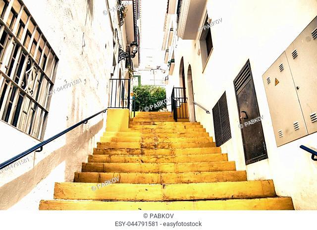 Torrox in Malaga, Andalusia, Spain