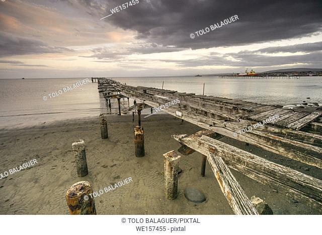 Costanera, Punta Arenas -Sandy Point-, Patagonia, República de Chile, South America