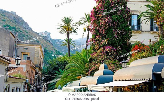 Italy,Taormina