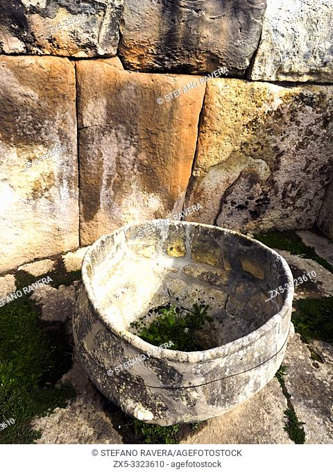 The archaeological complex of Tarxien Temples - Malta