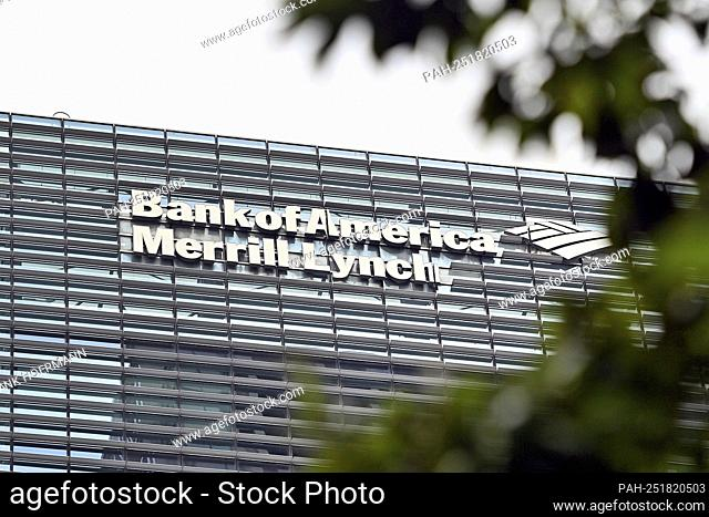 Bank of America Merrill Lynch, exterior shot. - Tokyo/Japan