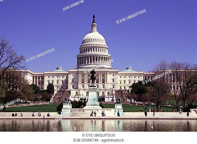 The Capitol Building, Capitol Hill