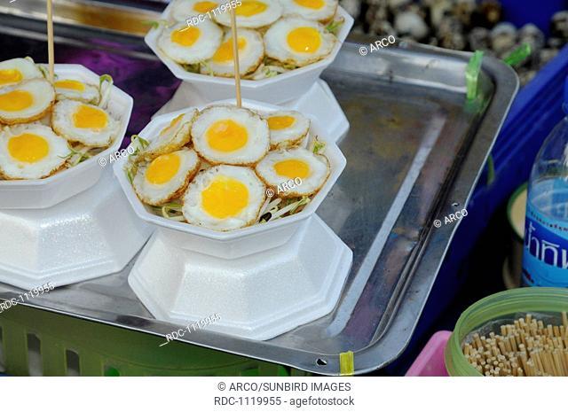 Quail Eggs, Thailand