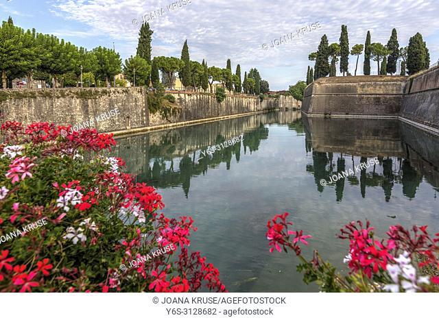 Peschiera, Veneto, Lake Garda, Italy, Europe