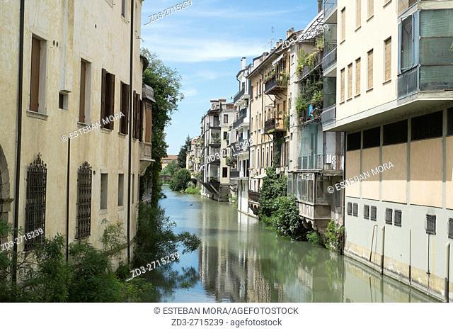 View of Padova, Italy