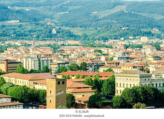 View of Florence during the day