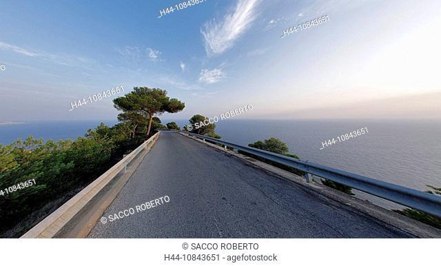 Italy, Europe, Ventimiglia, Frazione Mortola Superiore, Province of Imperia, Region Liguria, Italian Riviera, Mediterr