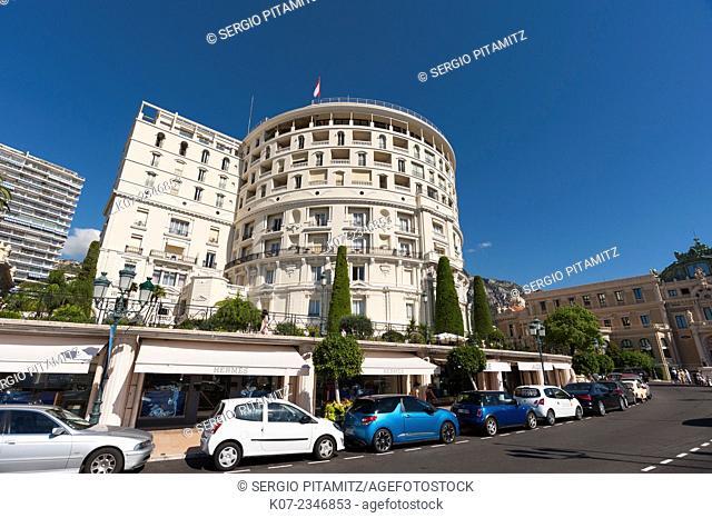 Hotel de Paris, Montecarlo, Principauté de Monaco