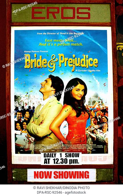 Hollywood's ' Bride and Prejudice ', Bombay Mumbai Maharashtra , India