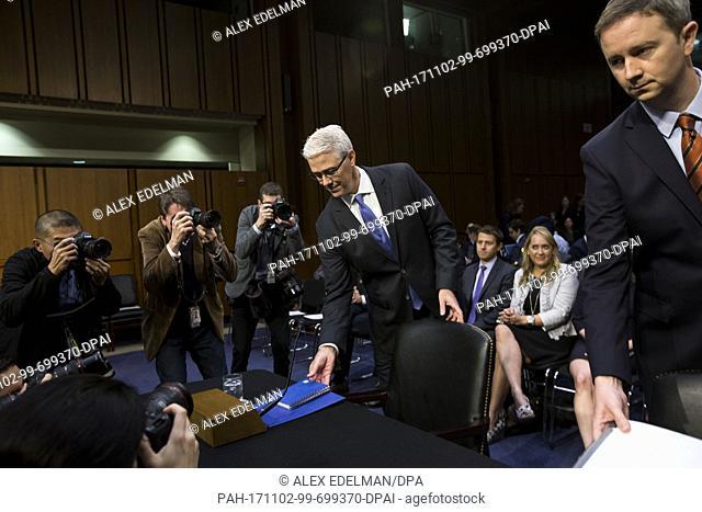 UNITED STATES SENATE INTELLIGENCE COMMITTEE (11/11/2017