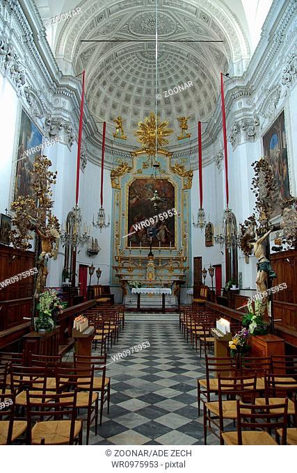 Church of San Paragorio - Noli - Liguria - Italy